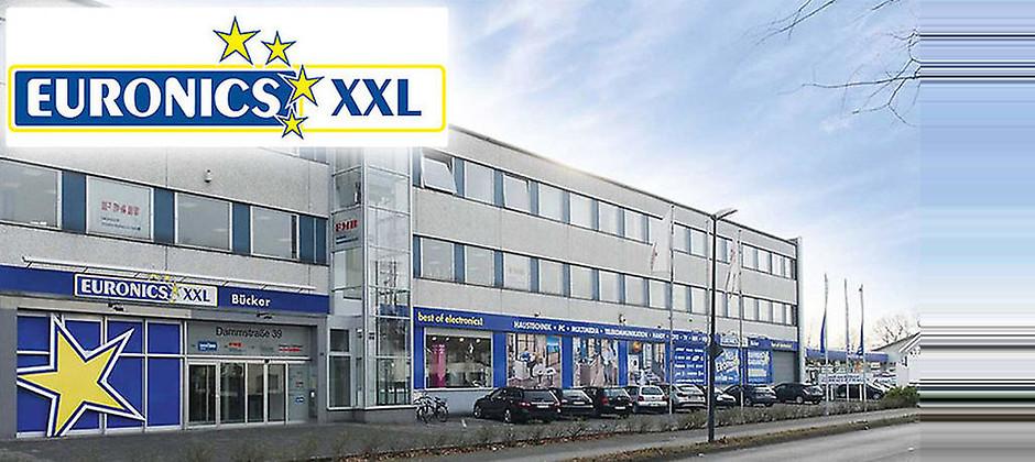Gutschein für Ihr Fachmarkt mit der kompetenten Beratung von Euronics XXL Bücker