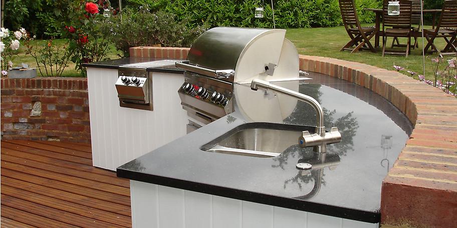 Outdoor-Küchen – neuer Trend