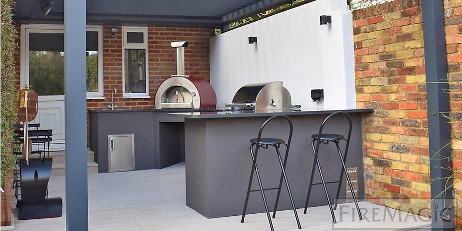 Outdoor-Küchen von FireMagic