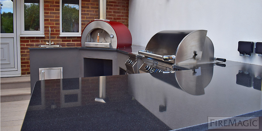 Outdoor-Küche von FireMagic