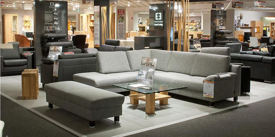 Moderne Wohnwelten bei Möbel Heinrich in Hameln