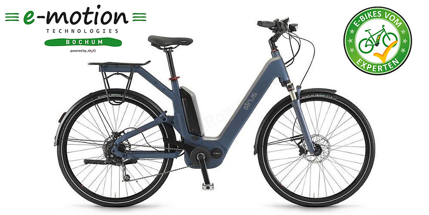 Gutschein für Ein Winora Sinus Dyo 9 zum halben Preis! von e-motion e-Bike Welt
