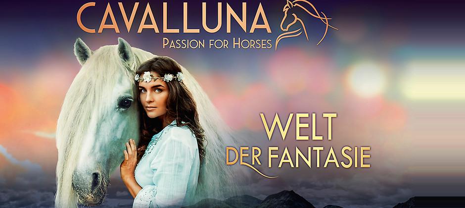Gutschein für Ihr Ticket für die Show am 03.03.2019 in Stuttgart zum halben Preis! von Cavalluna – Welt der Fantasie