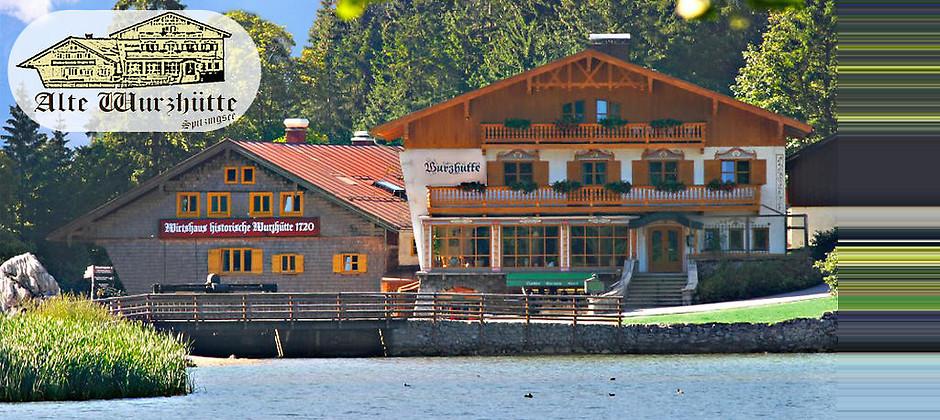 Gutschein für Ihr Berggasthof am Spitzingsee von Alte Wurzhütte