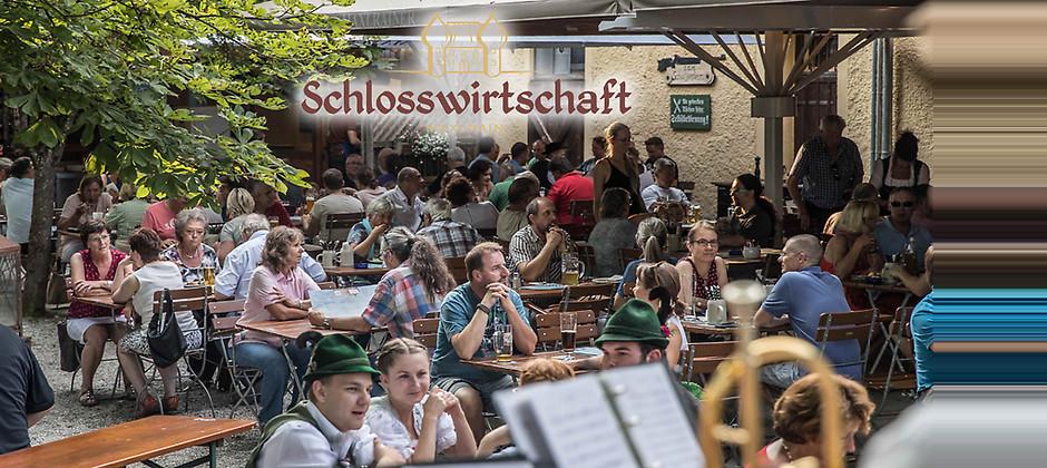 Gutschein für Gehobene bayerische Küche mit mediterranem Einfluss von Schlosswirtschaft Maxlrain