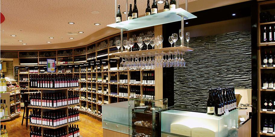 Exquisite Weine im Frischecenter Zurheide