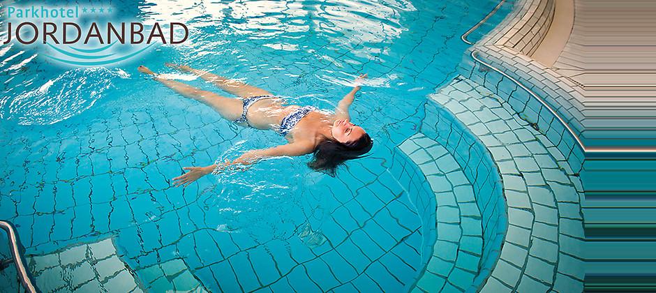 Gutschein für Romantischer Wellness-Urlaub zum halben Preis! von Parkhotel Jordanbad