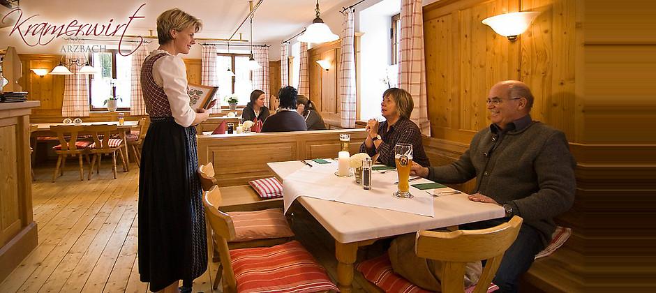 Gutschein für Lässt keine Wünsche offen von Gasthaus Kramerwirt