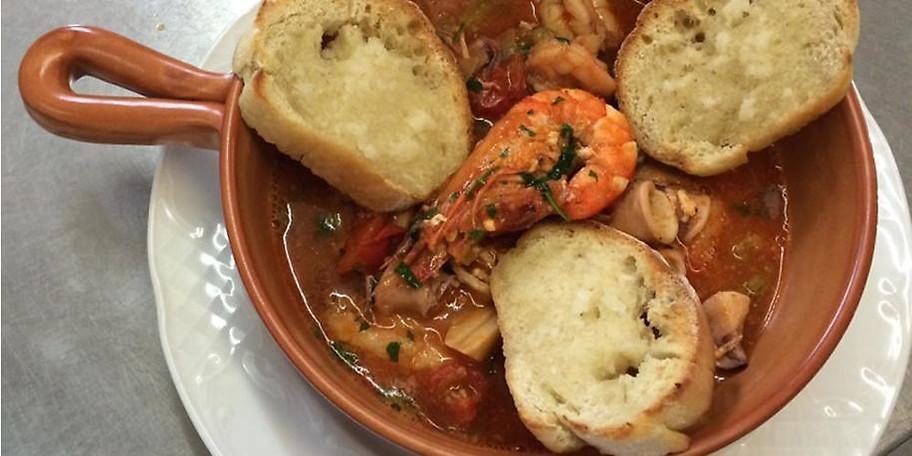 Genießen Sie frisch vorbereitete und authentische italienische Küche