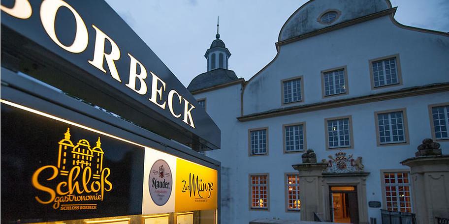 Seit 2015 hat das Schloss Borbeck einen neuen Pächter