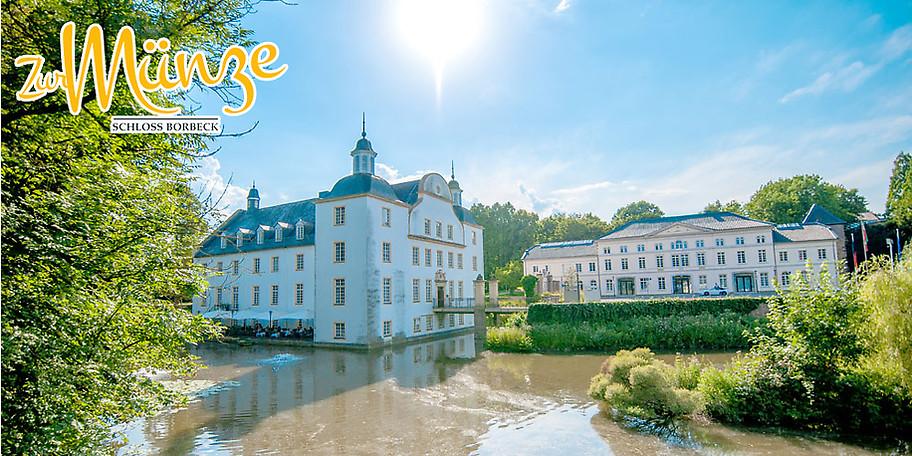 Schloss Borbeck in Essen heißt Sie herzlich Willkommen