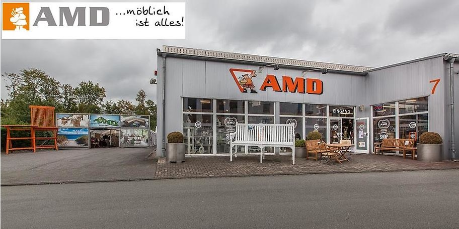AMD - das Ideenhaus für massive Holzmöbel aus aller Welt