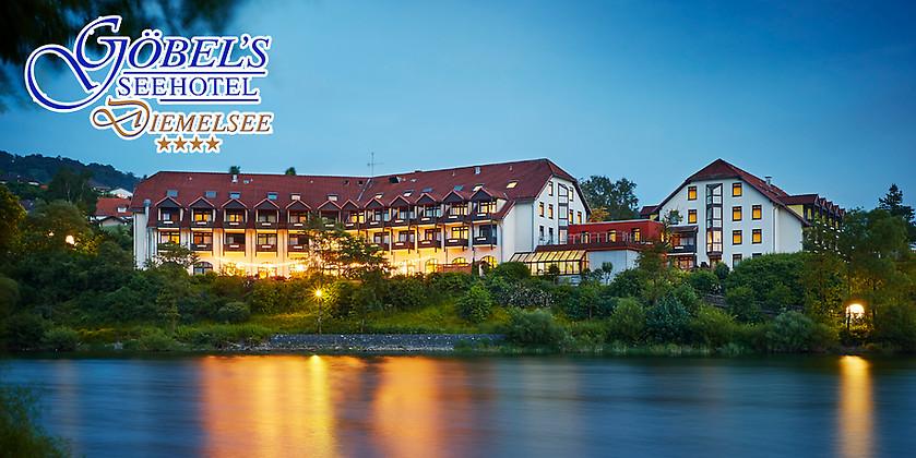 Gutschein für Euer Rendezvous am See zum halben Preis! von Göbel's Seehotel Diemelsee ****