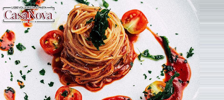 Gutschein für Italienischer Genuss im Fichtelgebirge von CasaNova - Liebevolle Pizza & Pasta
