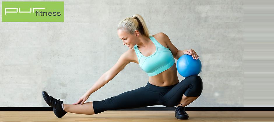 Gutschein für Der Fitness und Lifestyle Treffpunkt von purfitness