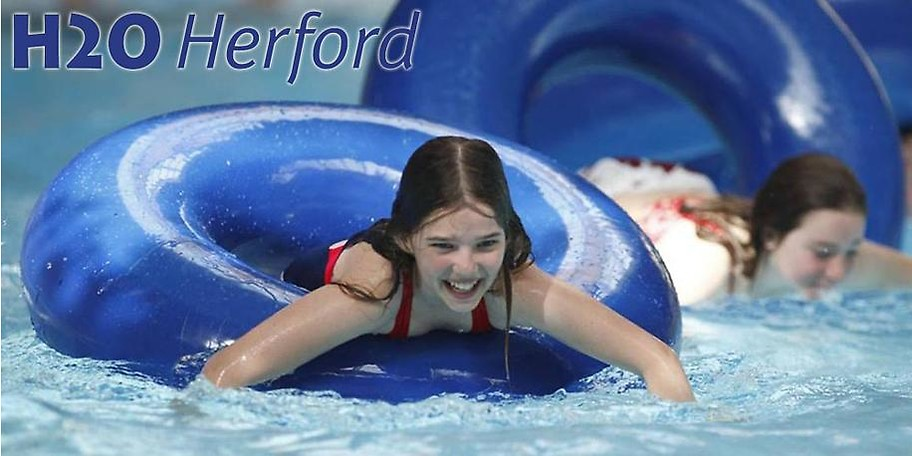 Spiel, Spaß und viel Action im H2O in Herford
