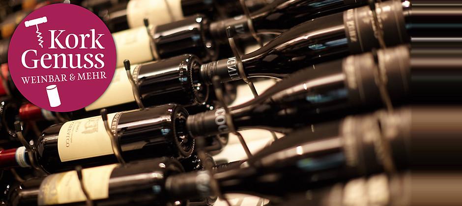 Gutschein für Weinbar & mehr von Kork Genuss