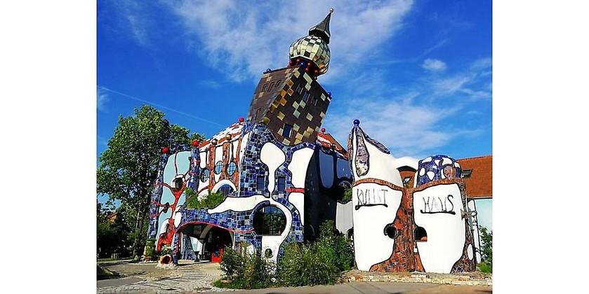 Gutschein für Kombiticket für 2 Personen mit Brauereiführung und Besuch Hundertwasser-Ausstellung zum halben Preis! von Brauerei zum Kuchlbauer