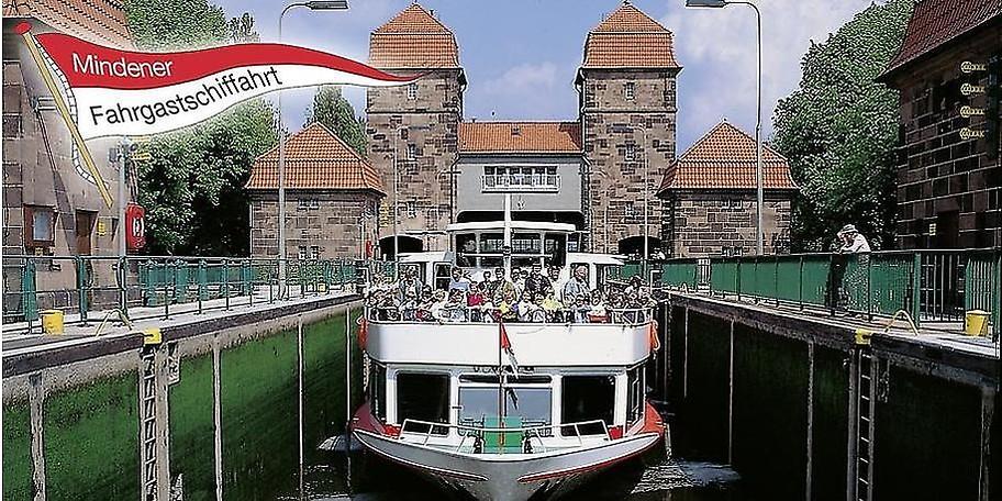 Weserschifffahrt Minden