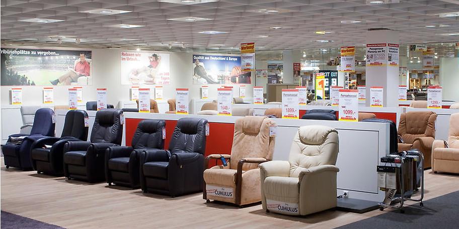 Gönnen Sie sich einen TV- oder Relax-Sessel von Möbel Heinrich