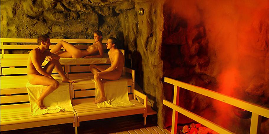 Der Saunabereich im Maximare Hamm erhielt vom Deutschen Saunabund die Auszeichnung