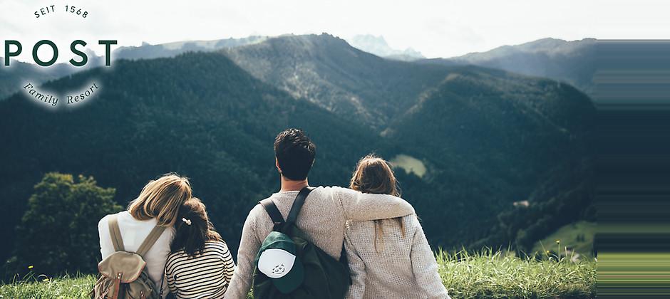 Gutschein für Familienkurzurlaub im Salzburger Land zum halben Preis! von POST - FAMILY RESORT