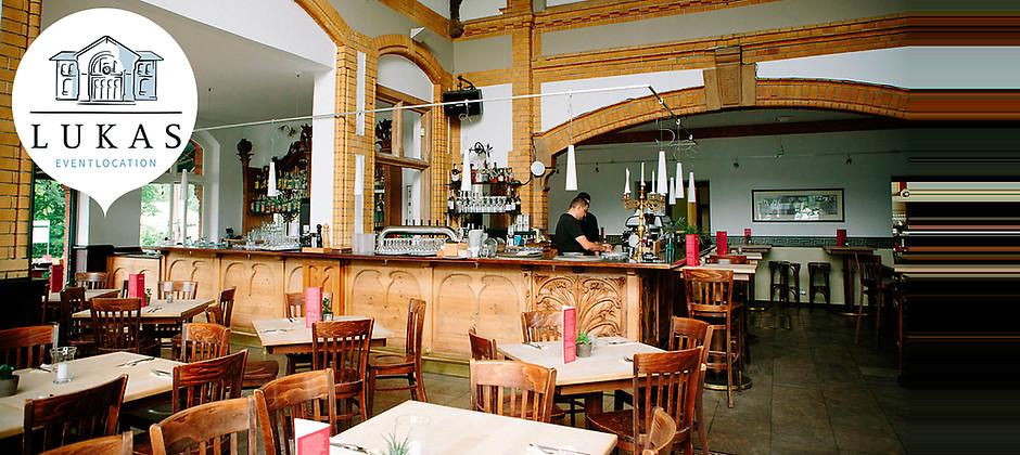 Gutschein für Gaumenfreude im historischen Bahnhof von Lukas - Kulinarischer Bahnhof